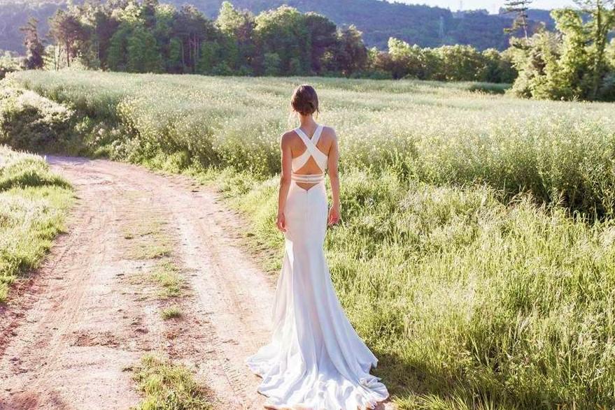 испанские свадебные платья в москве